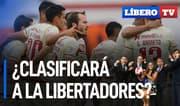 ¿La 'U' tiene opciones de clasificar a la Copa Libertadores? - Líbero TV