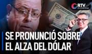 """Velarde: """"Sin estabilidad es imposible tener crecimiento sostenido""""   RTV Economía"""