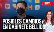 Crisis ministerial: Posibles cambios en gabinete Bellido por discrepancias - RTV Noticias