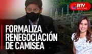 Bellido acudió a Pluspetrol para formalizar renegociación del gas de Camisea - RTV Noticias