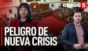 Peligro de nueva crisis