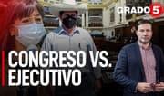 Congreso vs. Ejecutivo | Grado 5