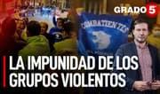 La impunidad con la que actúan los grupos violentas | Grado 5 con René Gastelumendi