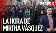 La hora de Mirtha Vásquez | Grado 5 con Clara Elvira Ospina