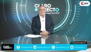 """AAR sobre Cáceres: """"Lamentablemente es el pata y amiguísimo de Vizcarra"""""""