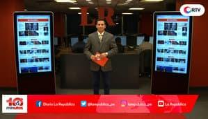 Luis Nava: PJ cambió su prisión preventiva - 10 minutos Edición Noche