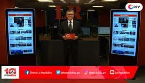 Vizcarra afirma que la población elegirá a mejores representantes - 10 minutos Edición Noche