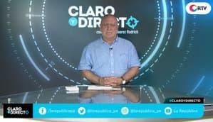 """AAR sobre Nava: """"Confirma lo peor que se puede pensar de Alan García"""""""