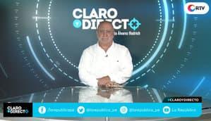 ¿Por qué no hay interés en estas elecciones? - Claro y Directo con Augusto Álvarez Rodrich