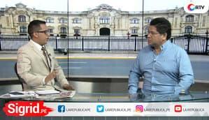 """Espinoza: """"Somos Perú otorgará el voto de confianza a Vicente Zeballos"""""""
