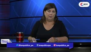 "RMP: ""Era difícil para el Congreso censurar a Benavides"""