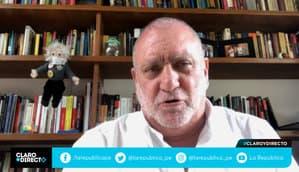 "AAR sobre Merino: ""Quiere ser presidente, quiere ser como Paniagua"""