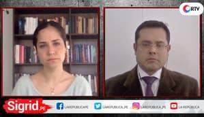 """José Tello: """"Se tienen que terminar las reformas políticas"""""""