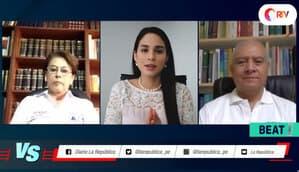 Versus Electoral: Echaíz y Pedraza fomentarán cambios desde el Congreso
