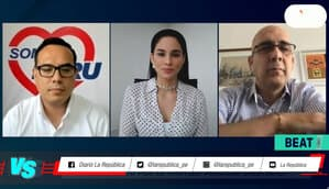 Elecciones 2021: Pablo Secada (PPC) vs. José Jerí (Somos Perú) | Versus Electoral