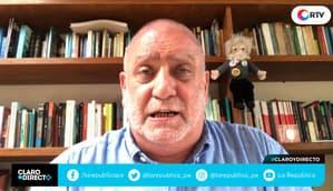 """AAR sobre JNE: """"A los candidatos los deben sacar lo votos, no los vetos"""""""