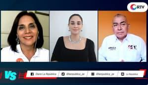 Versus Electoral: José Arriola (Acción Popular) vs. Patricia Juárez (Fuerza Popular)