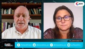 Entrevista a ex ministra de Justicia, Marisol Pérez Tello - Claro y Directo con Augusto Álvarez Rodrich